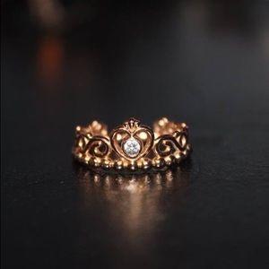 PANDORA// princess ring